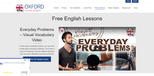 oxford online English