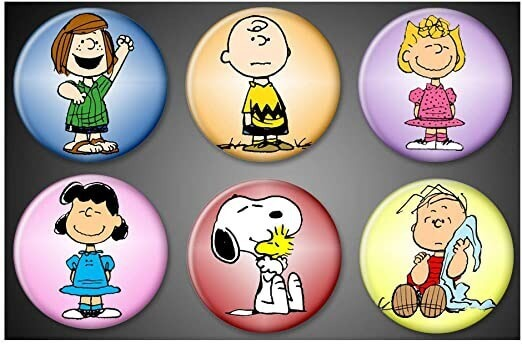 snoopy characters